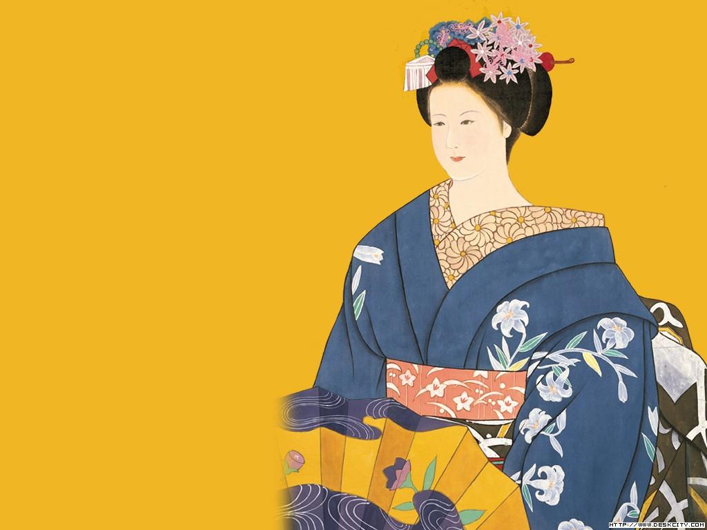 日本/日本仕女系列